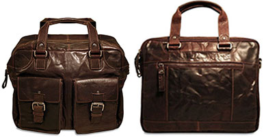Jack Georges Spikes-Sparrow briefcases